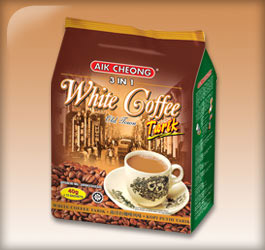 White Coffee Aik Cheong - Preview
