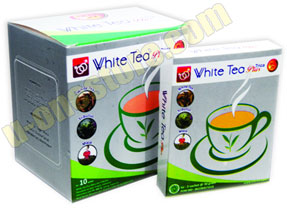White Tea Plus Trica - Preview