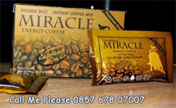 Kopi Miracle Golden Bull Premium Grade - Preview