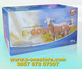 Susu Kambing Bubuk Egoat Milk - Preview